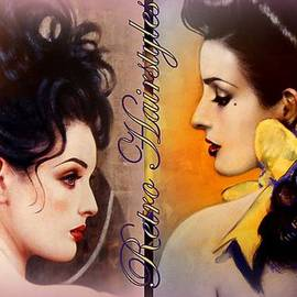 The Creative Minds Art and Photography - Retro Hairstyles