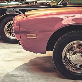 Martin Bergsma - Retro styled image of muscle cars