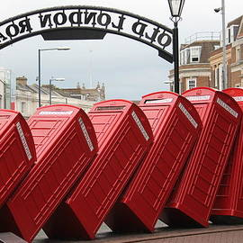 Corinna Hardware - Retro Telephone Boxes