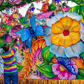 Steve Harrington - Rex Mardi Gras Parade