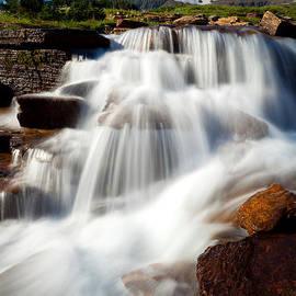 Aaron Whittemore - Reynolds Peak Waterfall