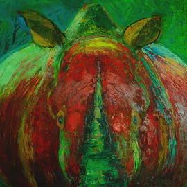 Magdalena Walulik - Rhinocerus