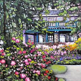 Eileen  Fong - Rhododendron Splendor