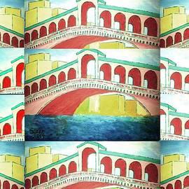 Irving Starr - Rialto Bridge Illusion