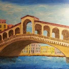 Irving Starr - Rialto Bridge