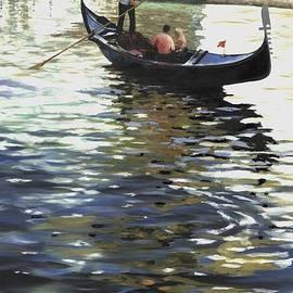 Michael Swanson - Rialto Gondola