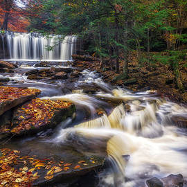 Mark Papke - Ricketts Glen Oneida Falls
