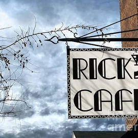 Ellen Cotton - Ricks Cafe