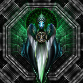 Rolando Burbon - Riddian Queen Of Emerald Gold