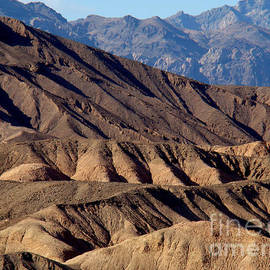 Eva Kato - Ridges of Death Valley