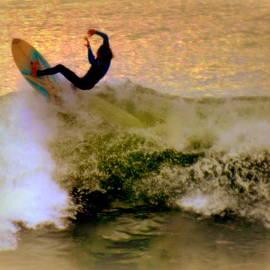 Karen Wiles - Riding High