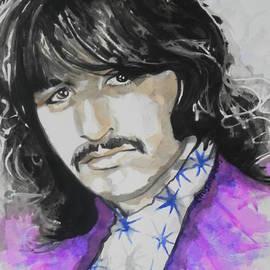 Chrisann Ellis - Ringo Starr. 01