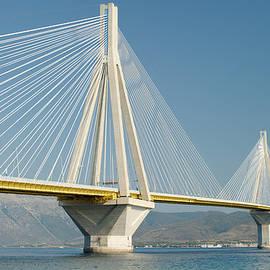 Grigorios Moraitis - Rio-Antirrio Bridge