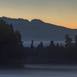 Randy Hall - Rising Mist