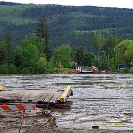 Harvey Dalley - River Crossing 3