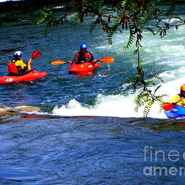 Bobbee Rickard - River Kayaking II