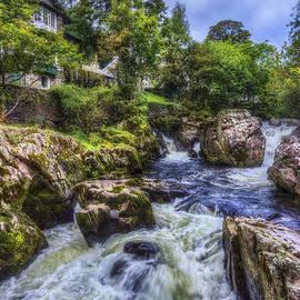 Ian Mitchell - River Llugwy