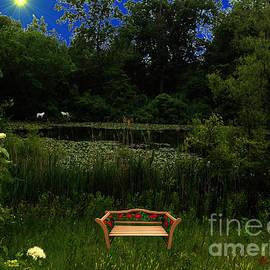 Michael Rucker - River Pond