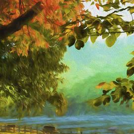 Tom Singleton - River Road Autumn