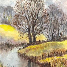 Carol Wisniewski - River Run