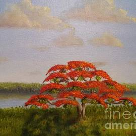 William Brown - Riverside Poinciana 2