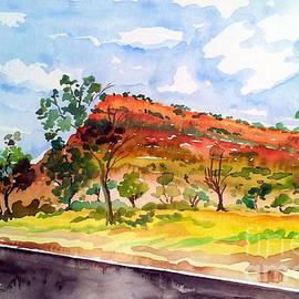 Roberto Gagliardi - Road in the Kimberley Northern Territory