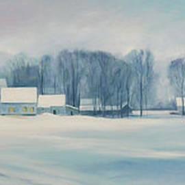 Nancy Griswold - Road to Felchville Vermont