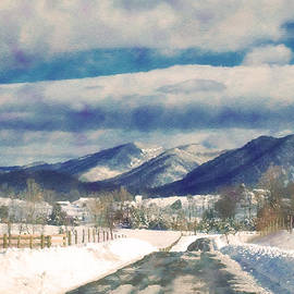 Kathy Jennings - Road To The Mountains