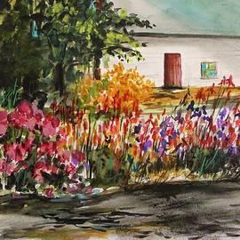 John  Williams - Roadside Irises