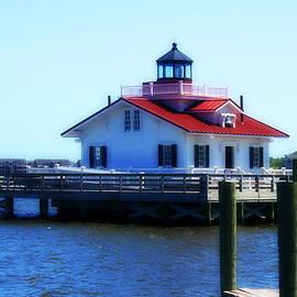 Cathy Lindsey - Roanoke Marshes Light 4