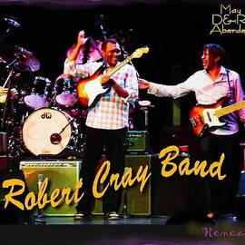 Sadie Reneau - Robert Cray Band