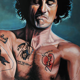 Paul Meijering - Robert de Niro in Cape Fear