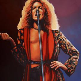 Paul  Meijering - Robert Plant of Led Zeppelin