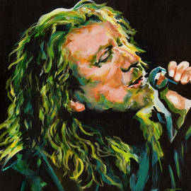 Tanya Filichkin - Robert Plant 40 Years Later Like Never Been Gone
