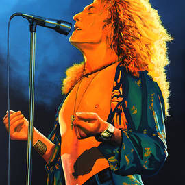 Paul Meijering - Robert Plant