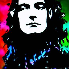 Ryszard Sleczka - Robert Plant Pop Art