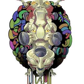Augustinas Raginskis - Robot God - Trinity 2.0