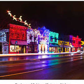 Twenty Two North Photography - Rochester Michigan Holiday Lights