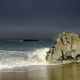 Joseph S Giacalone - Rock Beach Reflection