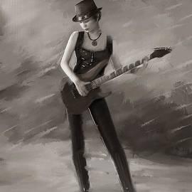 Linton Hart - Rock Chick