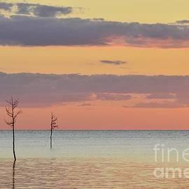 Rock Harbor Sunset 4