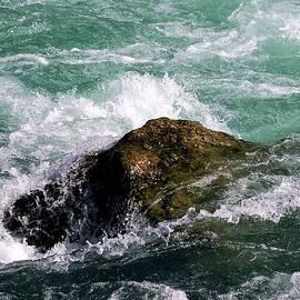 Katie Beougher - Rock in the Rapids