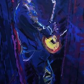 Elizabeth Briggs - Rhythm in Blue