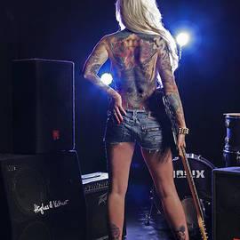 Stefan Bau - Rock star