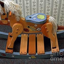 Kathleen Struckle - Rocking Horse