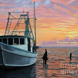 Jimmie Bartlett - Rockport Sunrise