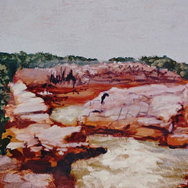 David Zimmerman - Rocks and Water