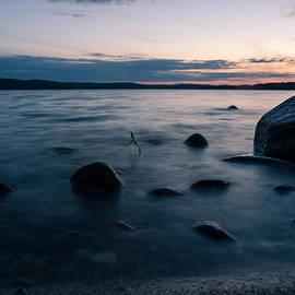 Janne Mankinen - Rocks at a Shore