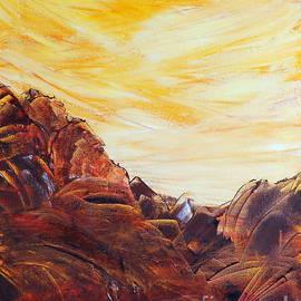 Teresa Wegrzyn - Rocky Landscape Ii
