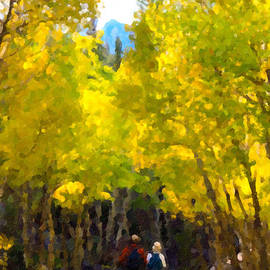 Karen Lee Ensley - Rocky Mountain Hike